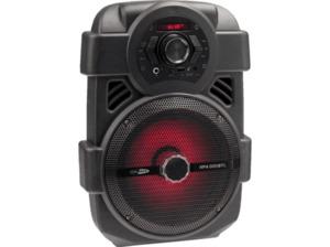 CALIBER HPA001BTL Bluetooth Lautsprecher, Schwarz
