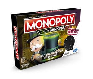 Hasbro »Monopoly Voice Banking«