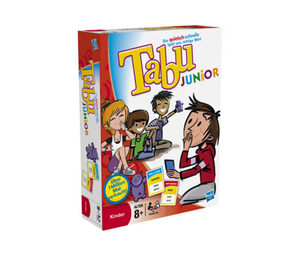 Hasbro »Tabu Junior«