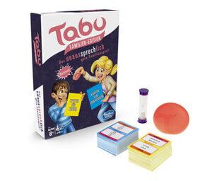 Hasbro »Tabu« Familien-Edition