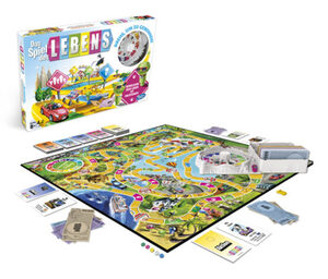 Hasbro »Das Spiel des Lebens«