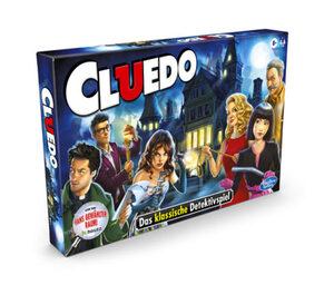 Hasbro »Cluedo«