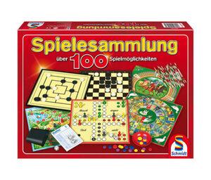Schmidtspiele »Spielesammlung mit 100 Spielen«