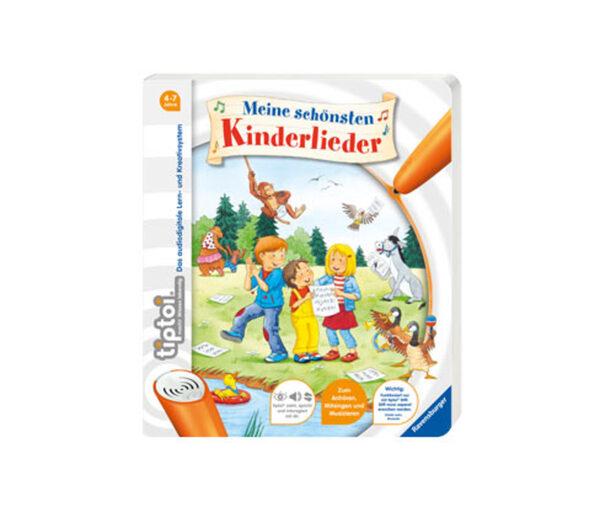Ravensburger tiptoi®-Buch »Meine schönsten Kinderlieder«
