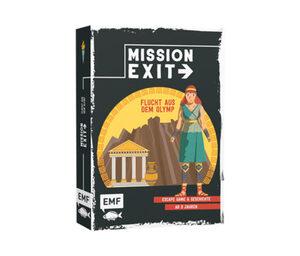 Mission: Exit – »Flucht aus dem Olymp«