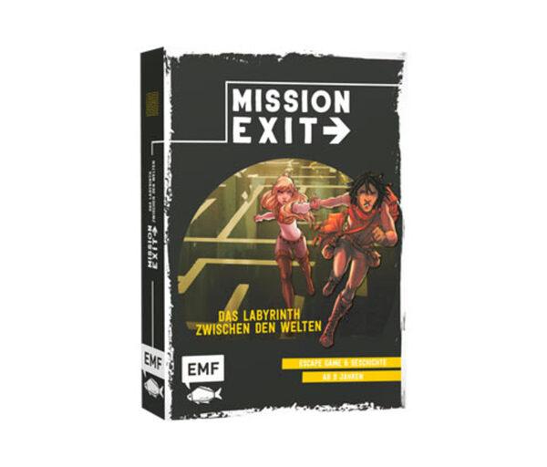 Mission: Exit – »Das Labyrinth zwischen den Welten«