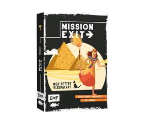 Mission: Exit – »Wer rettet Kleopatra?«