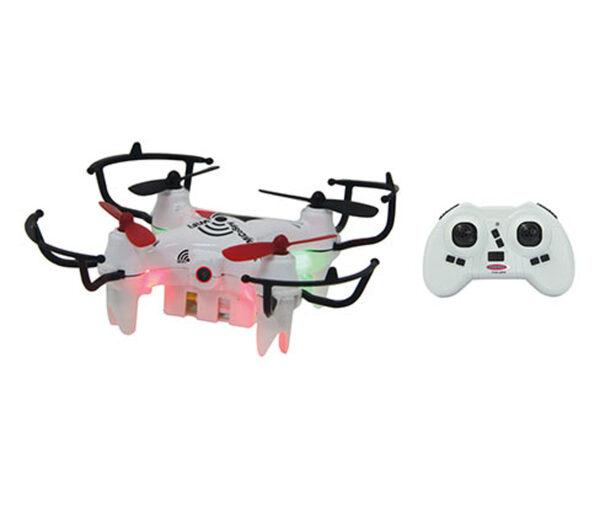 JAMARA MiCoSpy-Quadrocopter mit WiFi®-Kamera