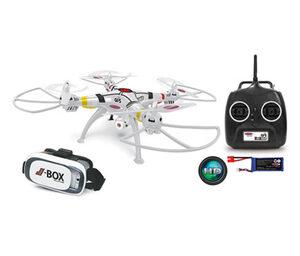 JAMARA Payload-GPS-Quadrocopter-HD-WiFi®-FPV-VR