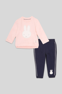 Miffy - Baby-Outfit - Bio-Baumwolle - 2 teilig