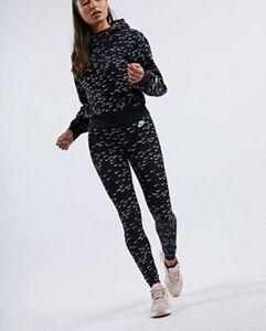 Nike Mini Swoosh - Damen Leggings
