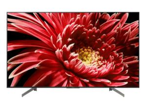 SONY KD-65XG8505,  LED TV, Schwarz