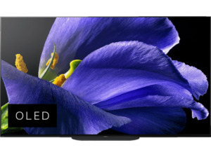 SONY KD-55AG9,  OLED TV, Schwarz