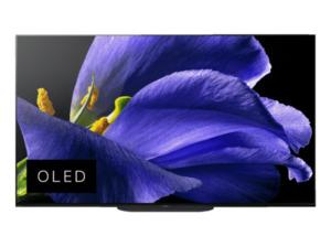 SONY KD-65AG9,  OLED TV, Schwarz