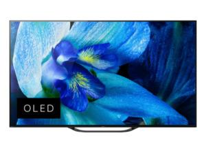 SONY KD-55AG8,  OLED TV, Schwarz