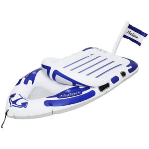 Aufblasbares Speedboot
