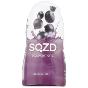 SQZD Liquid Schwarze Johannisbeere