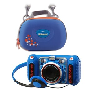 VTech Kidizoom Duo DX Digitalkamera, blau