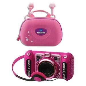VTech Kidizoom Duo DX Digitalkamera, pink