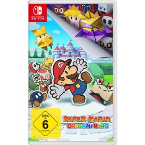 Nintendo Switch: Paper Mario The Origami King