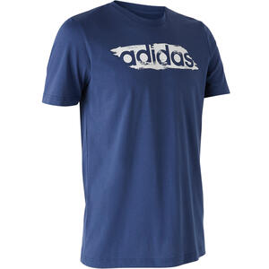 T-Shirt Adidas Decadio Gym Herren blau
