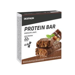 Proteinriegel Schoko/Nuss ×4