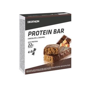 Proteinriegel Schoko/Karamell ×4
