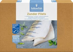 followfish Zander-Filets