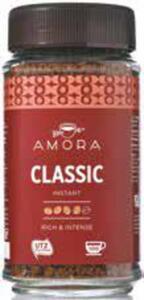 Amora Instantkaffee Classic oder Mild