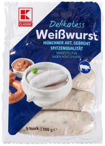K-CLASSIC  Weißwurst