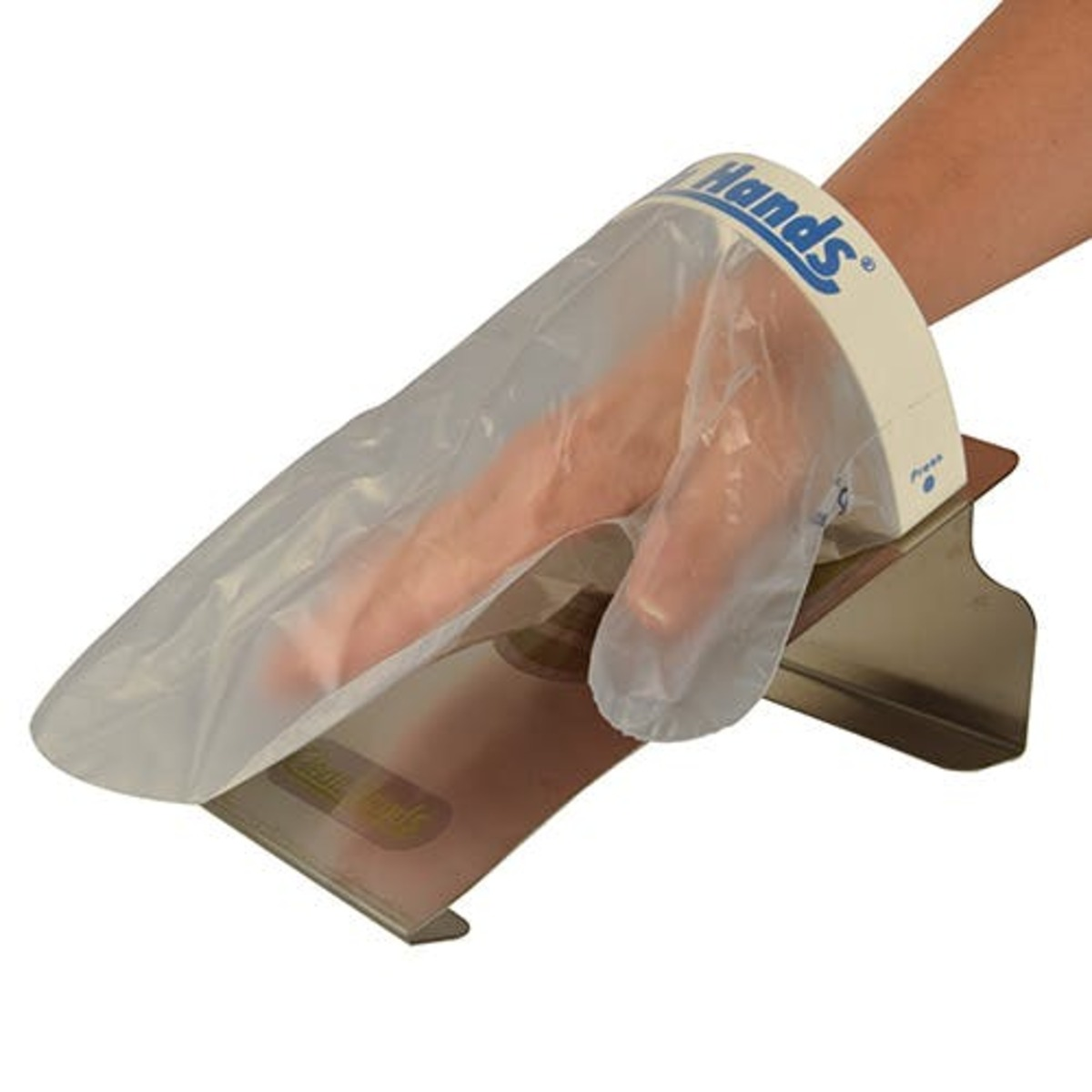 Bild 1 von PAPSTAR Clean Hands Base Kit Edelstahl 11,5 cm x 12,7 cm x 22 cm silber