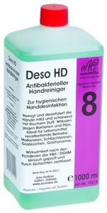 Deso HD Desinfizierender Handreiniger 1000ml Hände Desinfektion