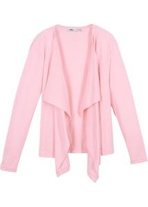 Mädchen Zipfel-Shirtjacke