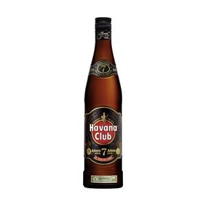 Havana Club Rum 7 Jahre 40 % Vol., jede 0,7-l-Flasche