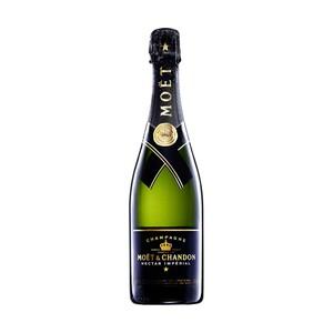 Champagner Moet Rosé oder Nectar Imperial jede 0,75-l-Flasche