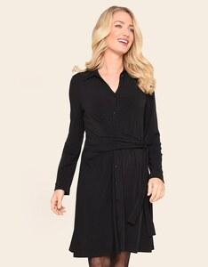 Bexleys woman - Jerseykleid im Wickel-Look