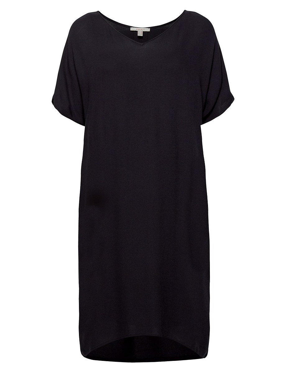 Bild 1 von Esprit - Midi-Kleid mit Jersey-Unterkleid