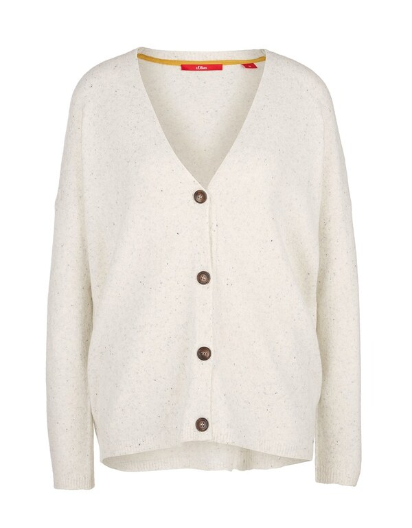 s. Oliver - Flauschiger Cardigan