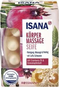 ISANA Körper-Massage-Seife