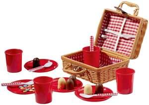 IDEENWELT Kinder-Picknickkorb