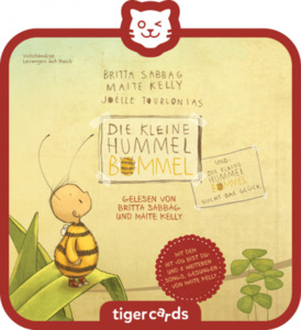 tigercard - Die kleine Hummel Bommel sucht das Glück
