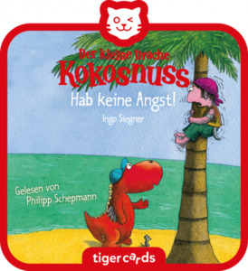 tigercard - Der kleine Drache Kokosnuss - Hab keine Angst!