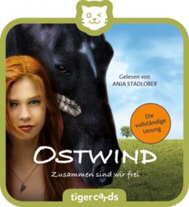 tigercard - Ostwind 1 - Zusammen sind wir frei - Die Lesung