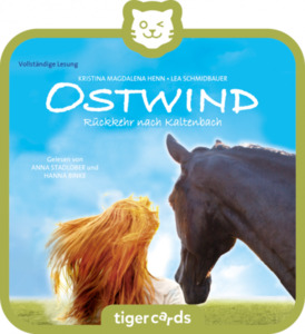 tigercard - Ostwind 2 - Rückkehr nach Kaltenbach