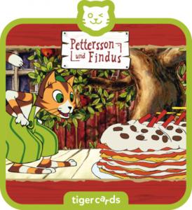 tigercard - Pettersson & Findus - Folge 1: Eine Geburtstagstorte für die Katze