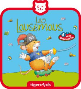 tigercard - Leo Lausemaus - Folge 10: Will nicht draußen spielen & 3 weitere süße Geschichten