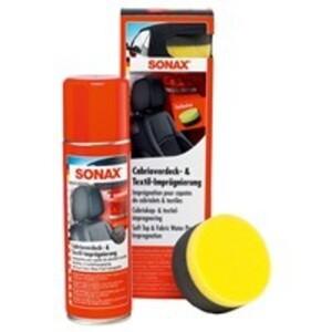 SONAX 310200 Cabrioverdeck- & Textilimprägnierung 300 ml