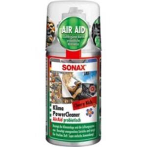 Sonax KlimaPowerCleaner AirAid probiotisch, Cherry Kick, 100 ml