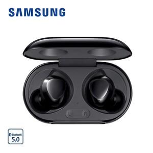 Bluetooth®-Kopfhörer Galaxy Buds+ • bis zu 11 h Akkulaufzeit • bis zu 7,5 h Sprechdauer • integr. Touchpad  *Einklinker: Umgebungsmodus, um die Umwelt zu hören *Logo: Icon_Bluetooth_5_0