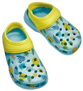 IDEENWELT Kinder Fashion Clogs